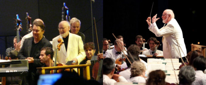 John Williams et David Newman / John Williams
