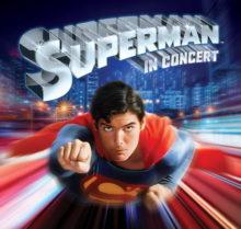 Superman au Royal Albert Hall en octobre 2020