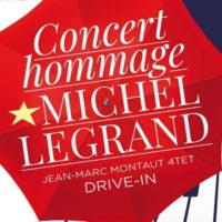 Hommage à Michel Legrand en la ville de Montauban Le Jean-Marc Montaut Quartet interprétera quelques-uns des incontournables du compositeur
