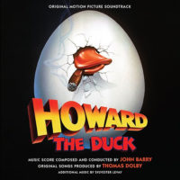 Howard The Duck (John Barry & Sylvester Levay) UnderScorama : Novembre 2019