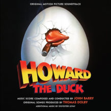 Howard The Duck (John Barry & Sylvester Levay) UnderScorama : Novembre 2019