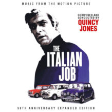 Italian Job (The) (Quincy Jones) UnderScorama : Avril 2020