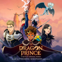 Dragon Prince (The) (Season 3) (Frederik Wiedmann) UnderScorama : Décembre 2019