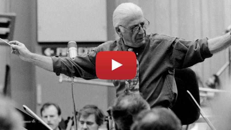 Jerry Goldsmith : Écouter les Films Video