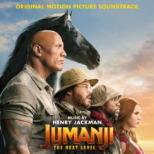 Jumanji: The Next Level (Henry Jackman) UnderScorama : Janvier 2020