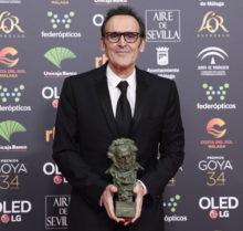 Goya#11 pour Alberto Iglesias lors de la 34ème cérémonie