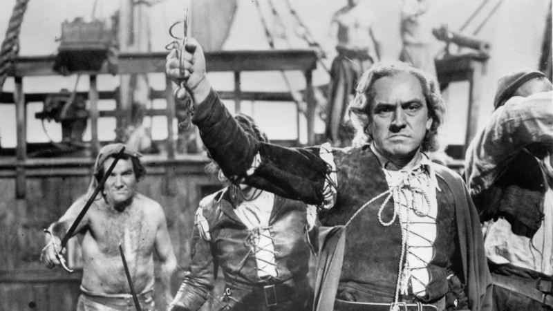 Fredric March dans Christopher Columbus