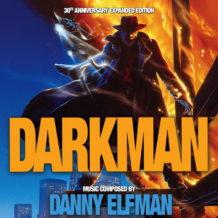 Darkman (Danny Elfman) UnderScorama : Mars 2020