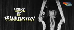 House Of Frankenstein (Hans J. Salter & Paul Dessau) La Maison de Tous les Dangers