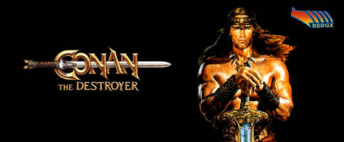 Conan The Destroyer Banner