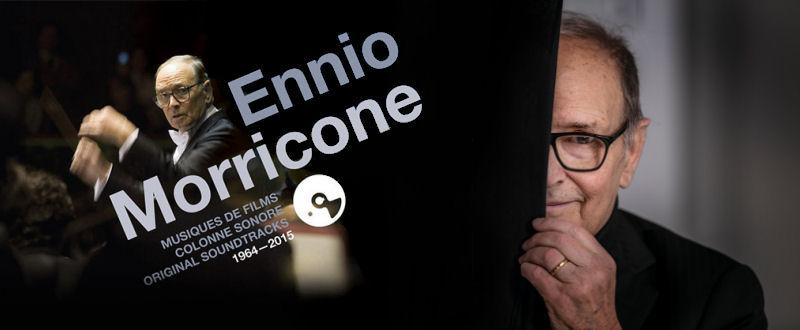 Entretien avec Stéphane Lerouge #1 À propos du coffret anthologie 1964-2015 consacré à Ennio Morricone