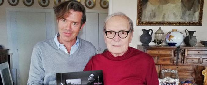 Stéphane Lerouge et Ennio Morricone