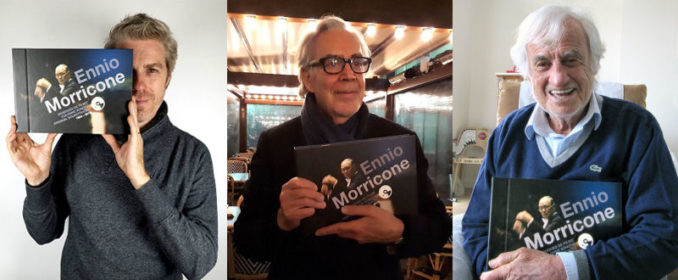Kyle Eastwood, Howard Shore et Jean-Paul Belmondo