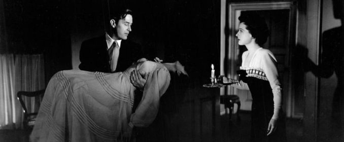 Ray Milland & Ruth Hussey dans The Uninvited