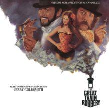 Great Train Robbery (The) (Jerry Goldsmith) UnderScorama : Février 2020