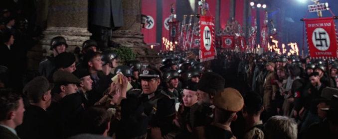 Indy vs. Adolf