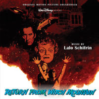 Return From Witch Mountain (Lalo Schifrin) UnderScorama : Février 2020