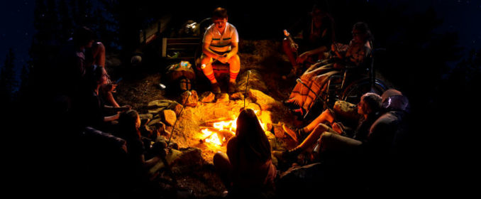 Campfire Creepers (Alexandre Aja, 2018)