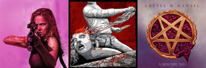 Revenge, Maniac et Gretel & Hansel en LP
