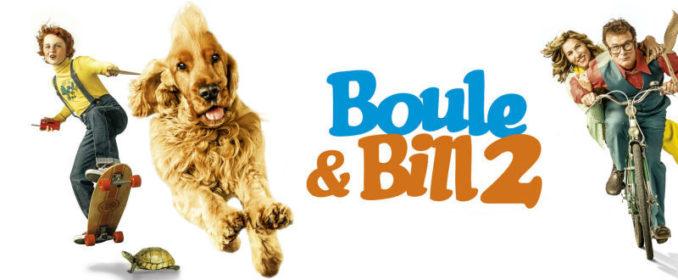 Boule & Bill 2 (Pascal Bourdiaux, 2017)