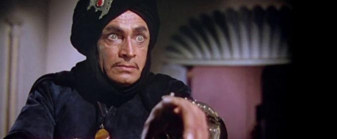 Conrad Veidt dans The Thief Of Bagdad