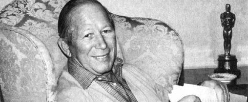 James Bernard (1925-2001) Banner