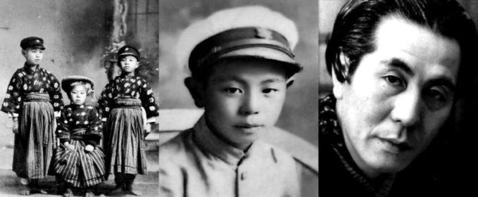 Akira Ifukube en 1919, 1920 et 1954