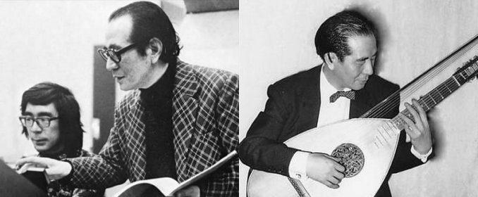 Akira Ifukube dans les années 60