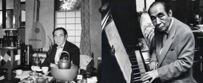 Akira Ifukube dans les années 80 et 90