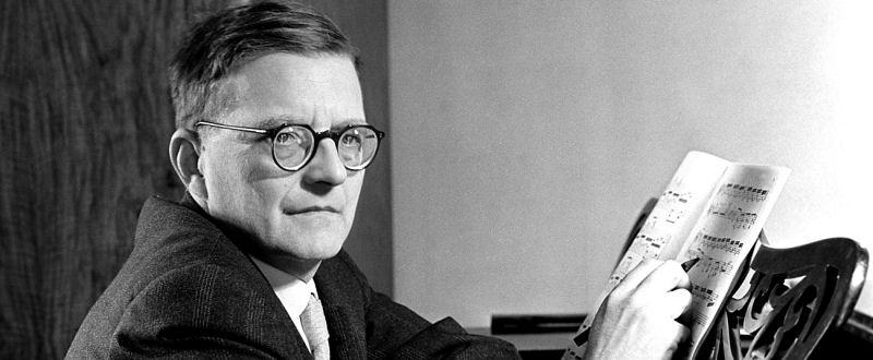 Dmitri Chostakovitch (1906-1975) 50 Maîtres de la Musique de Film