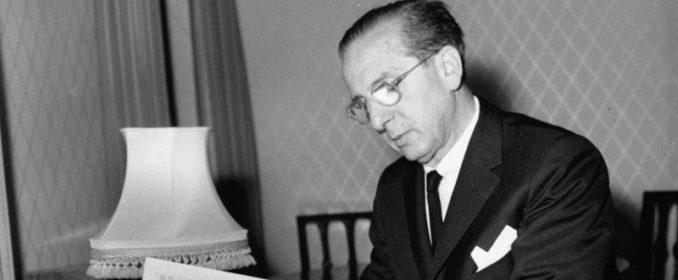 Franz Waxman en 1962