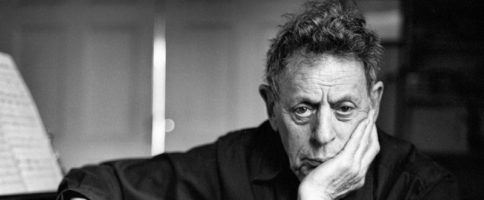 Philip Glass Banner