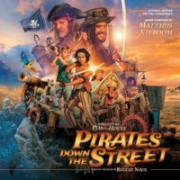 Pirates Down The Street (Matthijs Kieboom) UnderScorama : Juillet 2020