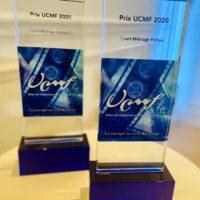"""Prix UCMF 2020 : retrouvez le palmarès complet Tous les nommés et gagnants pour l'année 2019 et une """"visio-cérémonie"""" à voir et à revoir"""