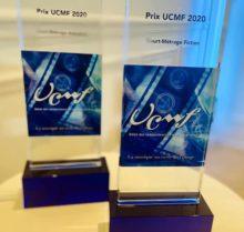 Prix UCMF 2020 : retrouvez le palmarès complet