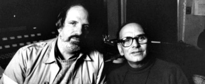 Brian De Palma et Ennio Morricone