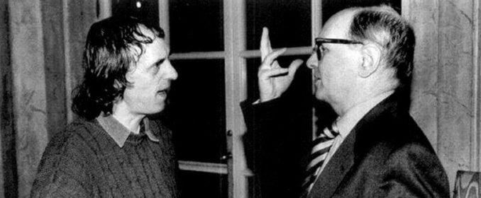 Dario Argento et Ennio Morricone