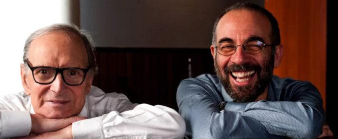 Ennio Morricone et Giuseppe Tornatore