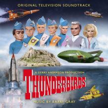 Thunderbirds (Barry Gray) UnderScorama : Juillet 2020