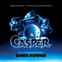 Casper (James Horner) UnderScorama : Septembre 2020