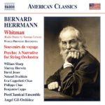 Whitman / Souvenirs de Voyage / Psycho