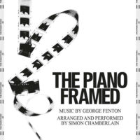 The Piano Framed