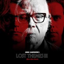 Lost Themes III: Alive After Death (John Carpenter) UnderScorama : Février 2021