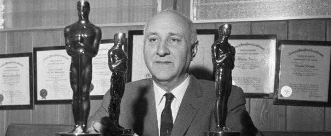 Dimitri Tiomkin et ses Oscars