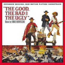 Good, The Bad And The Ugly (The) (Ennio Morricone) UnderScorama : Janvier 2021