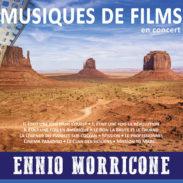 """Le Ciné-Trio chez vous (ou presque) dimanche 17 janvier Hommage au compositeur Ennio Morricone et premier """"live stream"""" pour les trois musiciens"""