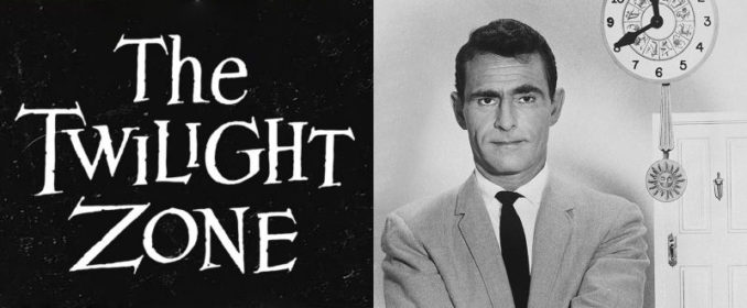 The Twilight Zone / Rod Serling