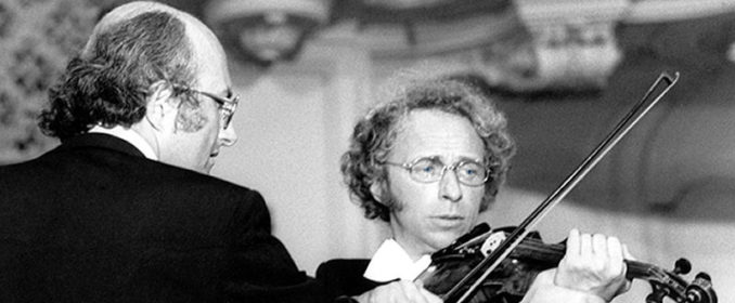 Vladimir Cosma et Pierre Richard