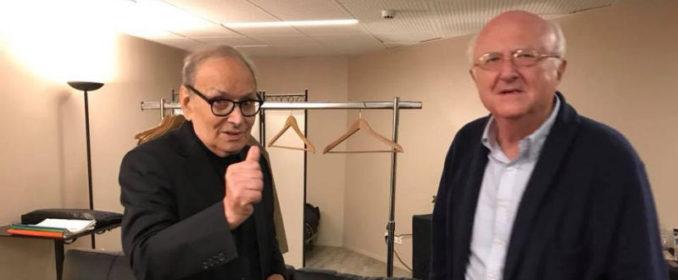 Ennio Morricone et Vladimir Cosma