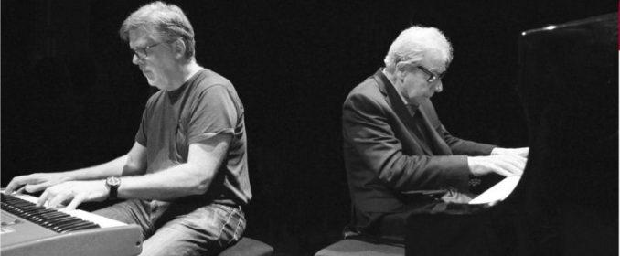 Lalo Schifrin et Jean-Michel Bernard